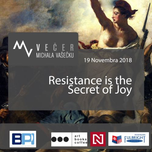 VMV: RESISTANCE IS THE SECRET OF JOY