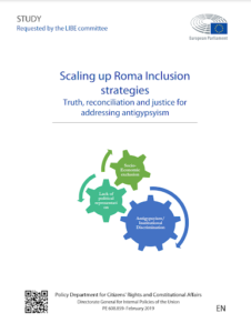 Scaling up Roma Inclusion Strategies